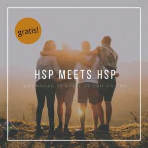 HSP meets HSP